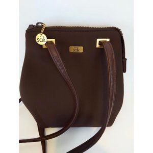 The Sak Crossbody Casual Bucket Brown Bag